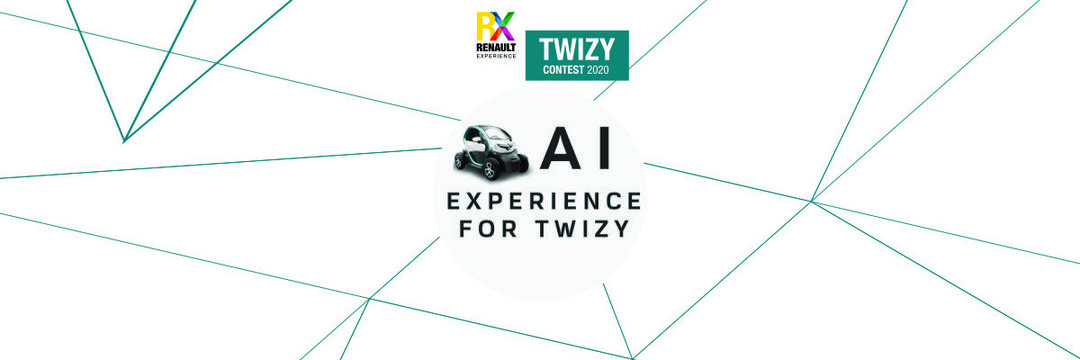 Renault Experience + UFPR: Time AI Experience for Twizy