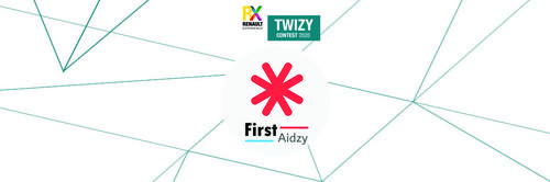 Renault Experience + Feevale: Time First Aidzy